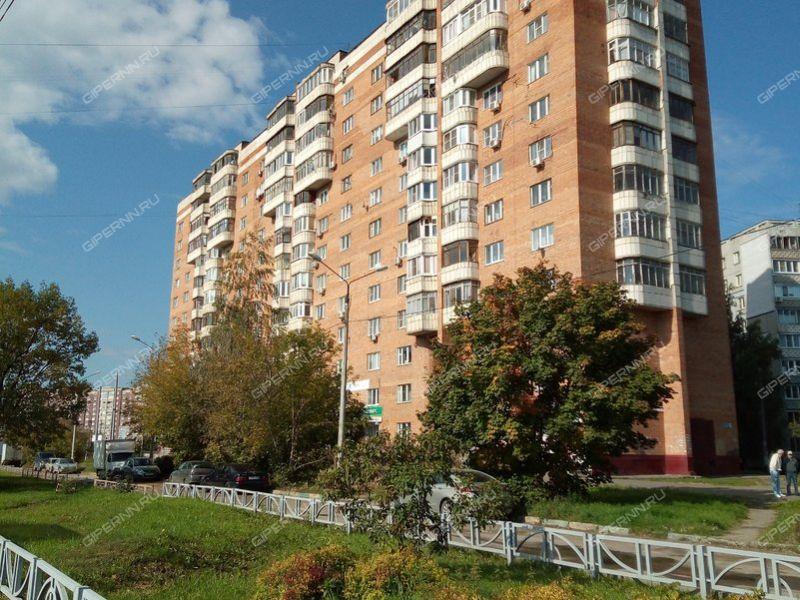 трёхкомнатная квартира на улице Плотникова дом 3