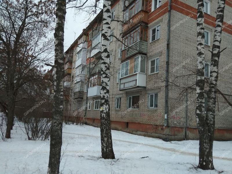 однокомнатная квартира на улице Марковникова дом 16 город Дзержинск