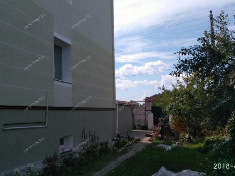 коттедж на улице Комарова рабочий посёлок Лукино
