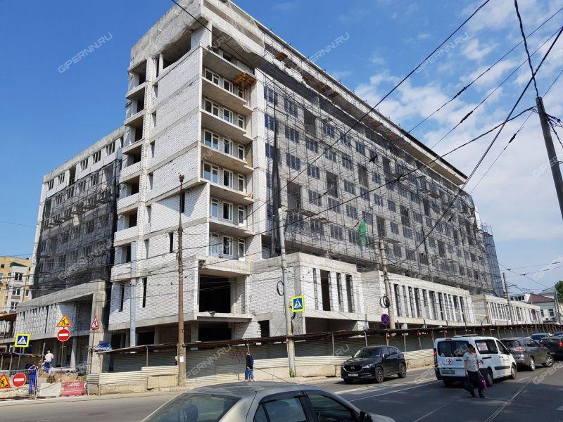 четырёхкомнатная квартира в новостройке на в квартале улиц Маслякова, Обозная, переулка Обозный, Ильинская