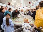 11 ноября в МЕГА Нижний Новгород состоялась Ярмарка жилья, организованная Телепрограмма Домой Новости! 4