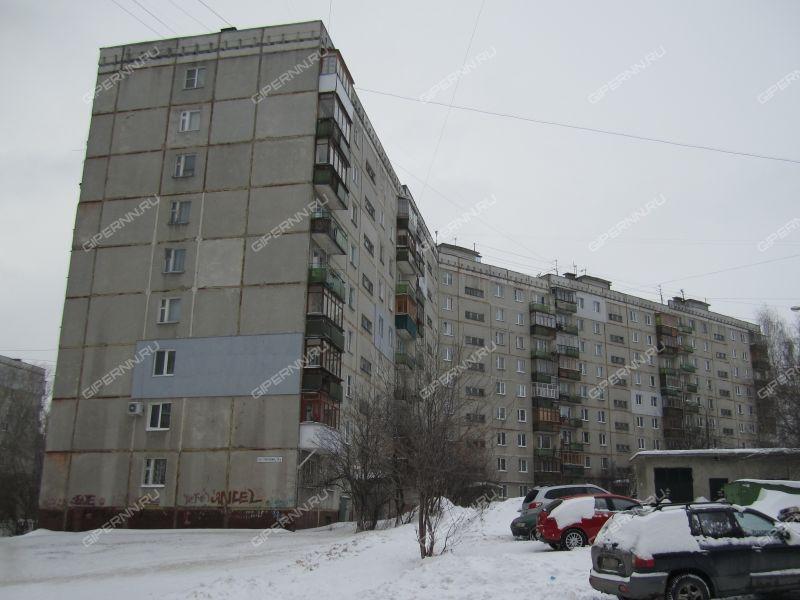 трёхкомнатная квартира на улице Героя Советского Союза Усилова дом 3 к2
