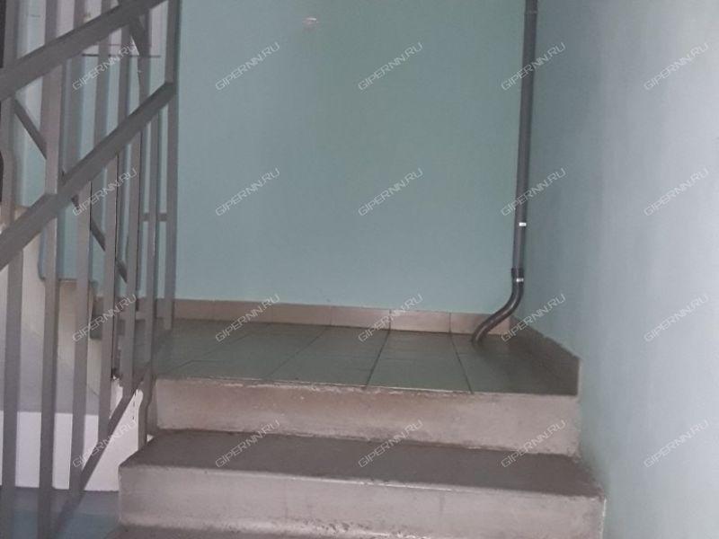 однокомнатная квартира на Учительской улице дом 12 город Нижний Новгород