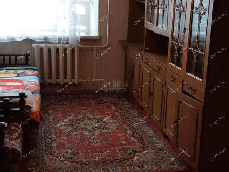 комната в доме 2 к2 на улице Архитектурная