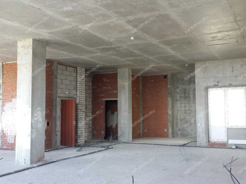 однокомнатная квартира на улице Лысогорская дом 89 к2