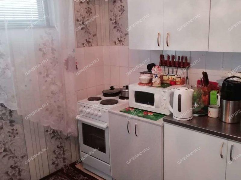 однокомнатная квартира на улице Танковая дом 7 посёлок Новосмолинский