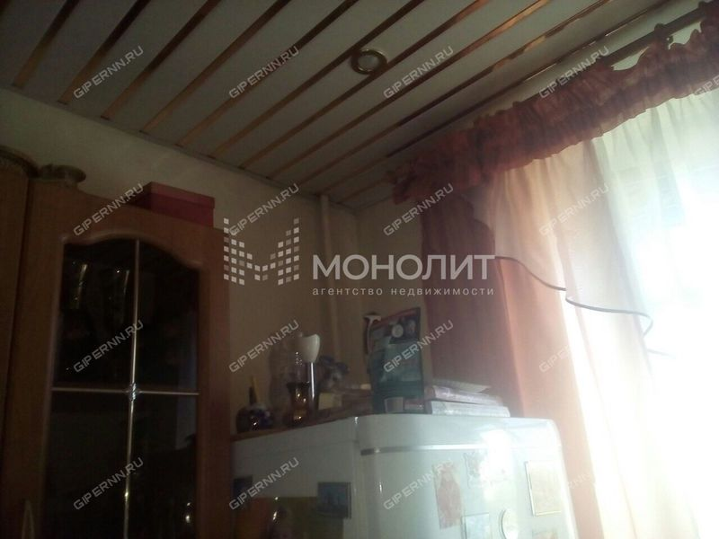 однокомнатная квартира на улице Дружаева дом 15