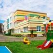 В микрорайоне Мещерское озеро заложили фундамент нового детского сада