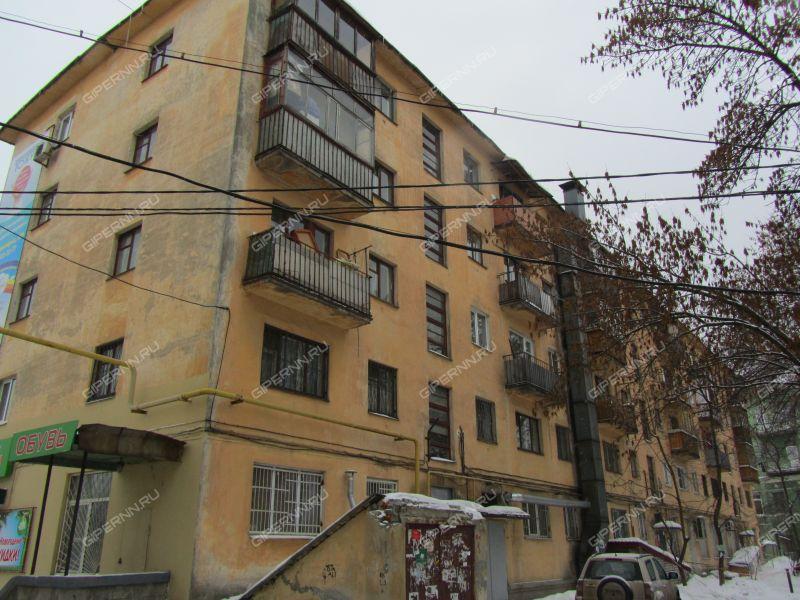 гараж на улице Чкалова