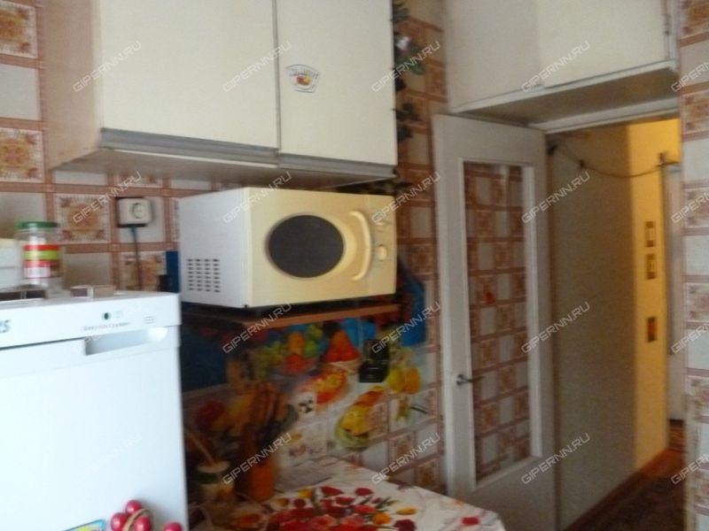 двухкомнатная квартира в микрорайоне Жуковского дом 4 город Выкса