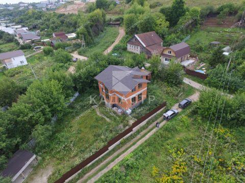 dom-derevnya-nikulskoe-kstovskiy-rayon фото