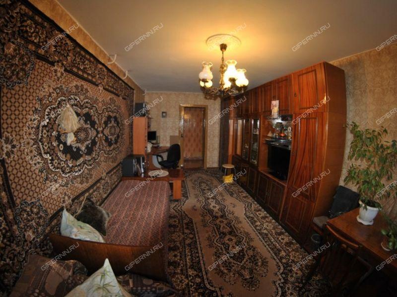 трёхкомнатная квартира на улице Александра Люкина дом 7