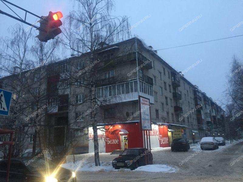 трёхкомнатная квартира на улице Ленина дом 124 город Богородск