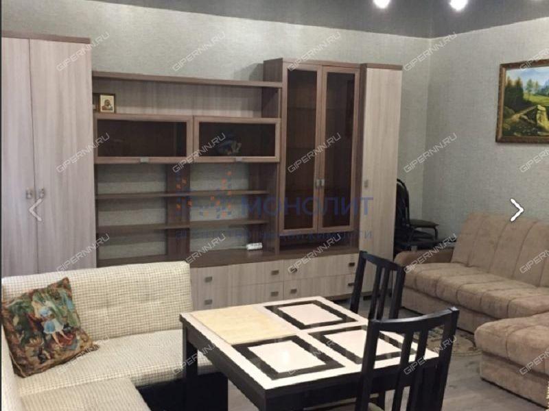 однокомнатная квартира на улице Саврасова дом 11
