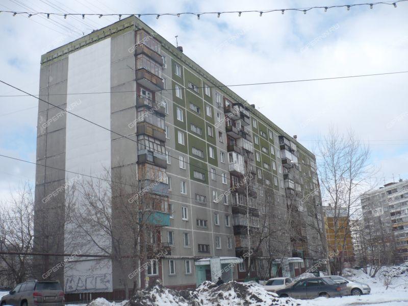двухкомнатная квартира на улице Генерала Зимина дом 35