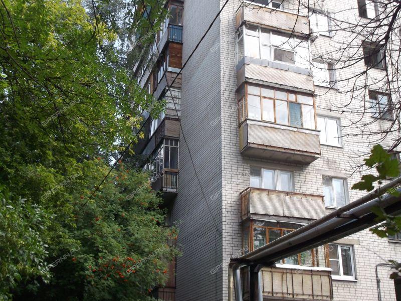 двухкомнатная квартира на улице Мончегорская дом 2А