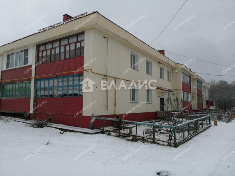 двухкомнатная квартира на  дом 15 село Новые Ключищи