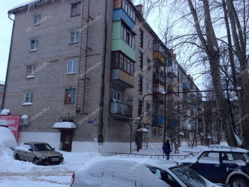 двухкомнатная квартира на улице Коммунистическая дом 3 город Балахна
