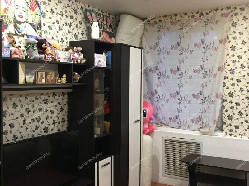 однокомнатная квартира на улице Травяная дом 23а