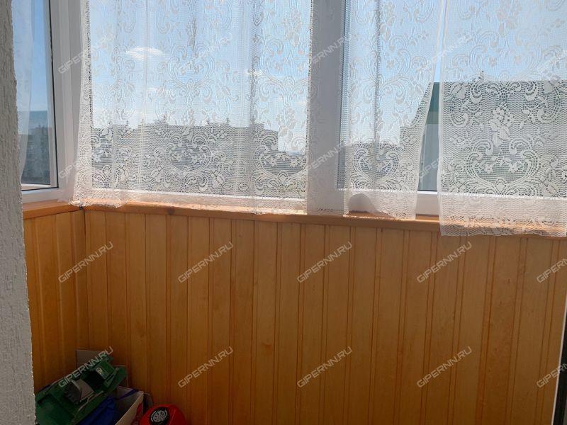 однокомнатная квартира на улице Нижегородская дом 13 посёлок Новинки