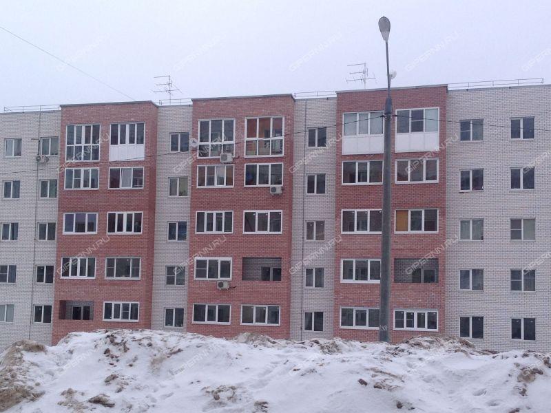 однокомнатная квартира на улице Парковая дом 10 город Кстово