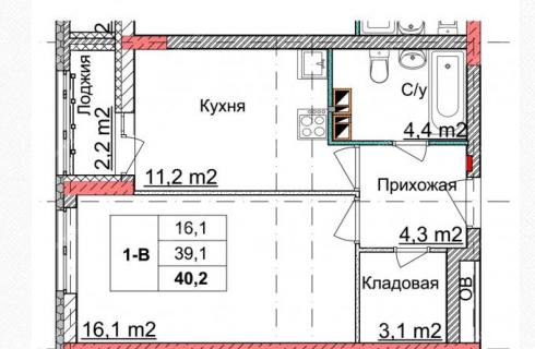 1-komnatnaya-ul-gleba-uspenskogo-d-1-k8 фото