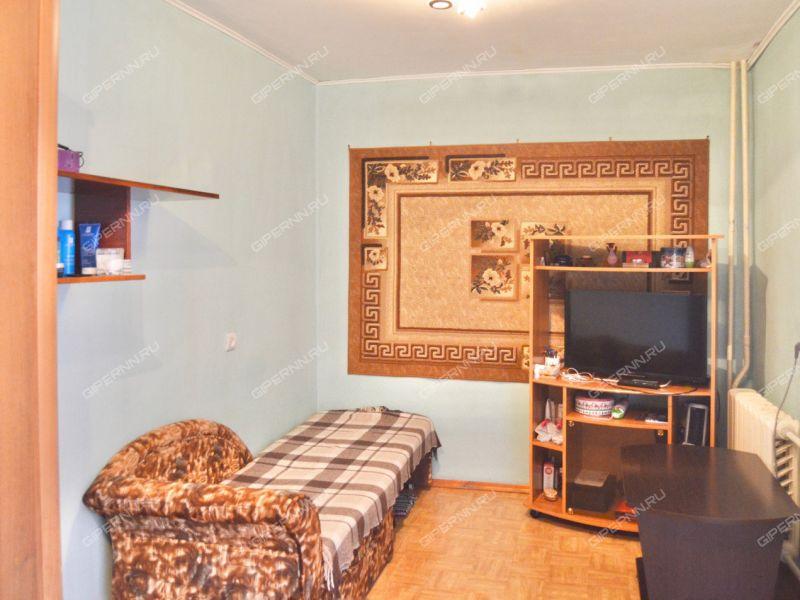 комната в доме 33 на улице Тимирязева