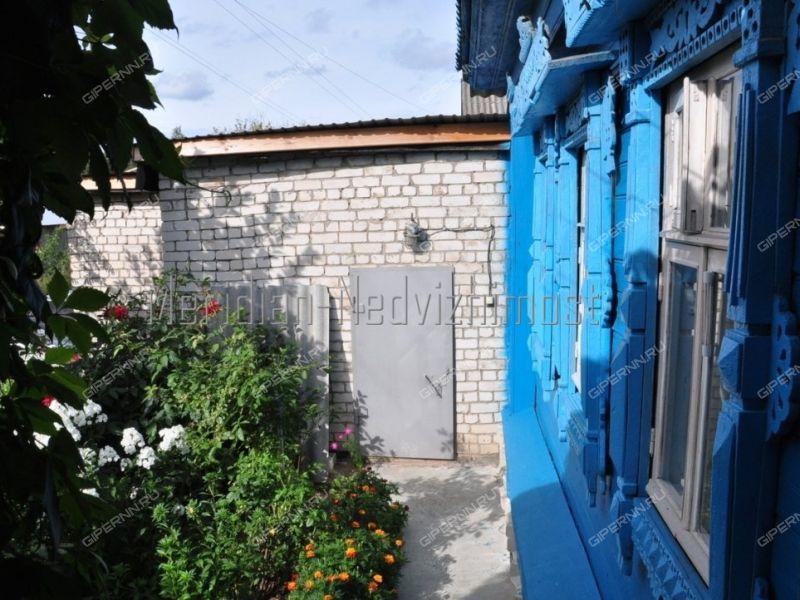 дом на улице Державина город Бор