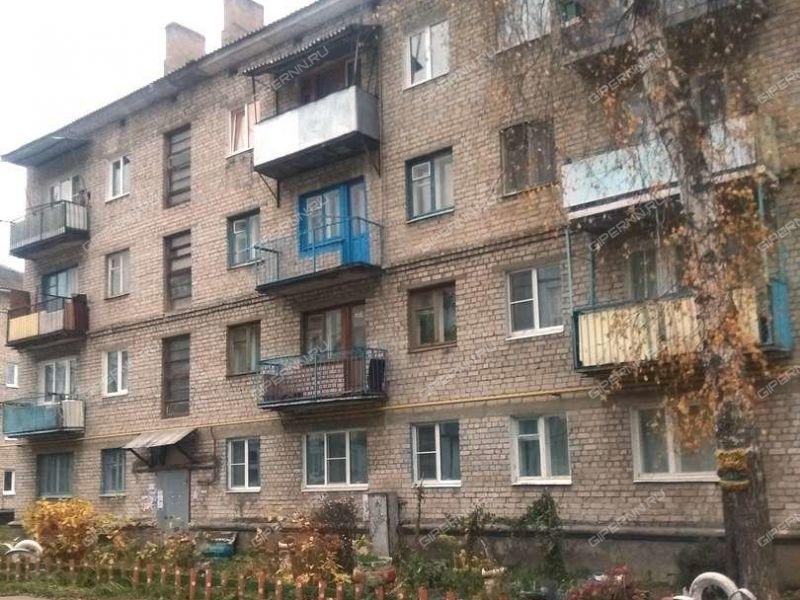 однокомнатная квартира на  дом 61 деревня Истомино