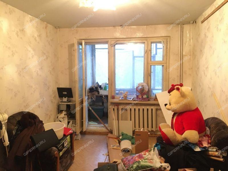двухкомнатная квартира на улице Верхне-Печёрская дом 2 к1