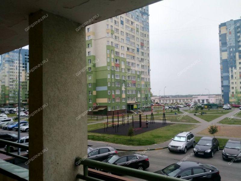 однокомнатная квартира на улице Карла Маркса дом 58