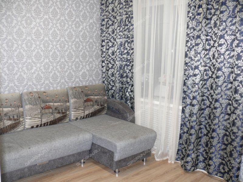 однокомнатная квартира на улице Краснодонцев дом 4