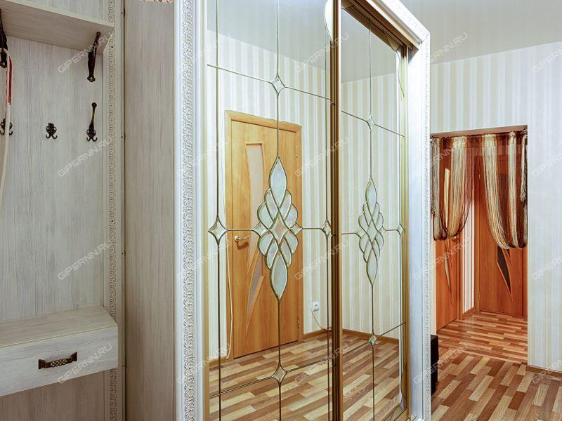 двухкомнатная квартира на сутки на улице Богдановича дом 8