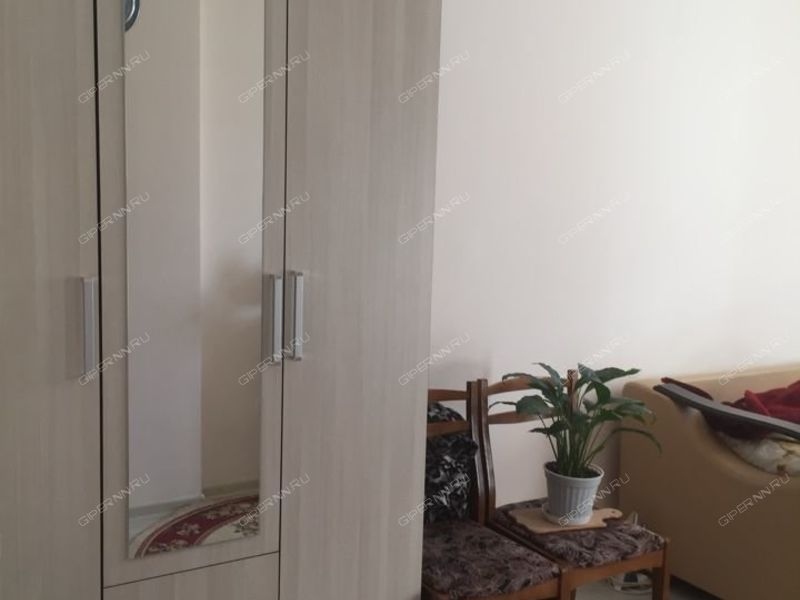 трёхкомнатная квартира на улице Академическая дом 11 деревня Афонино