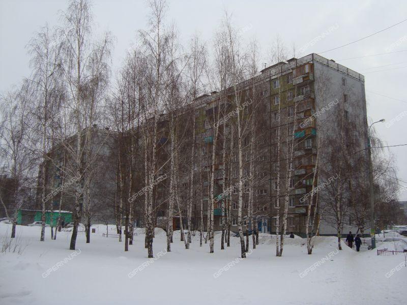 трёхкомнатная квартира на улице Пермякова дом 48