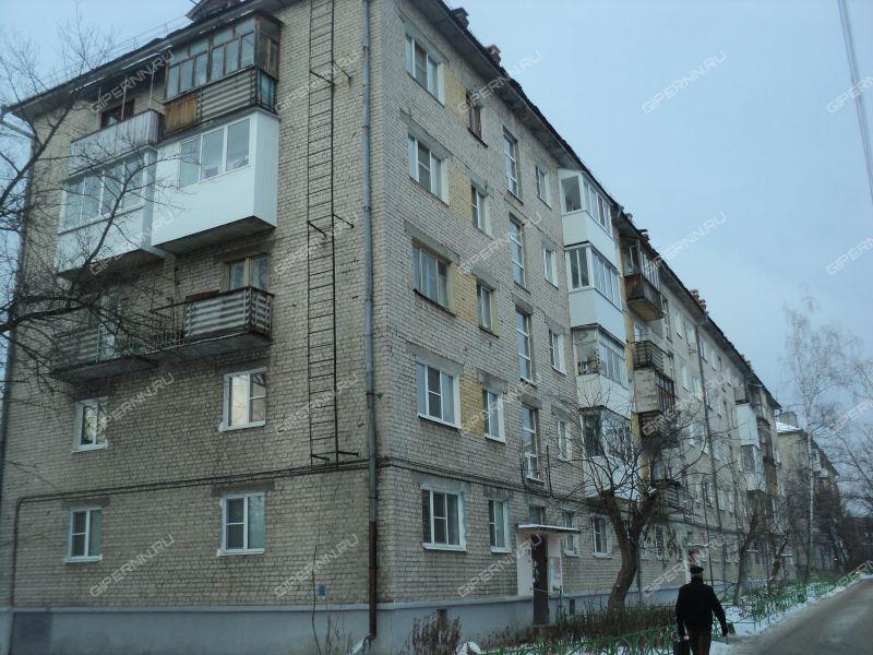 двухкомнатная квартира на бульваре Мира дом 31 город Дзержинск