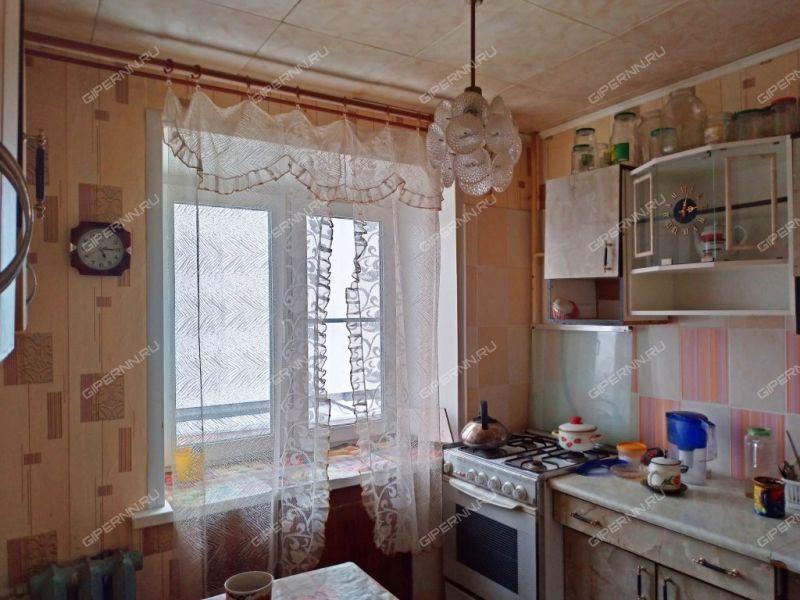 трёхкомнатная квартира на улице Пушкина дом 45 город Чкаловск