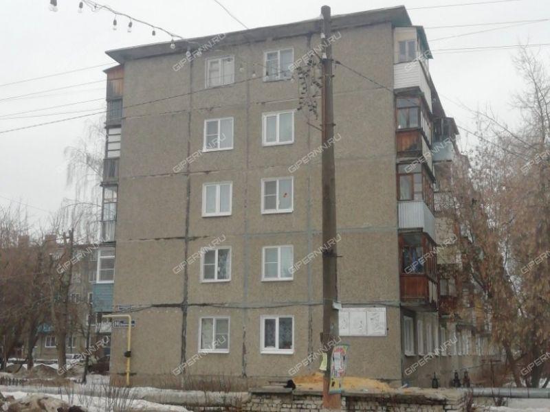 двухкомнатная квартира на проспекте Дзержинского дом 56 город Заволжье